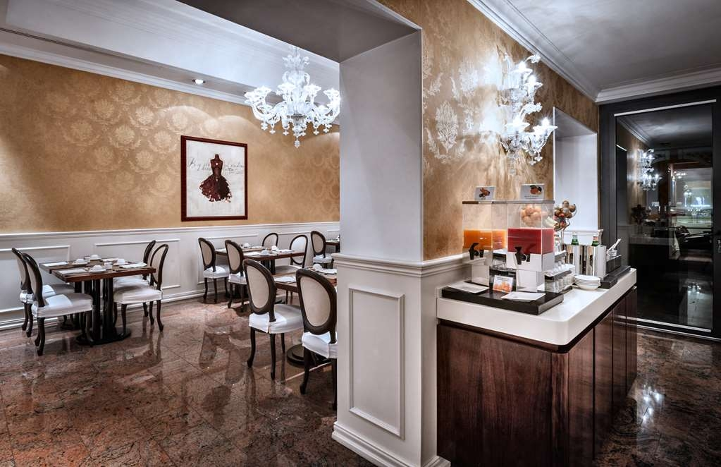 Best Western Plus Hotel Felice Casati - Le petit déjeuner buffet