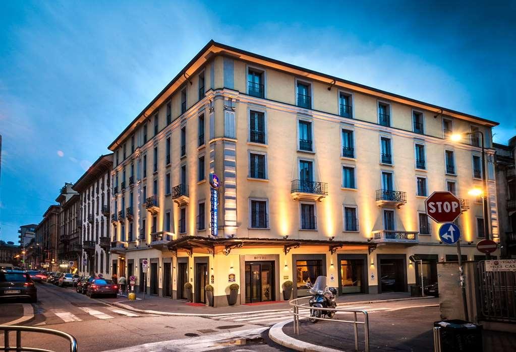 Best Western Plus Hotel Felice Casati - Façade