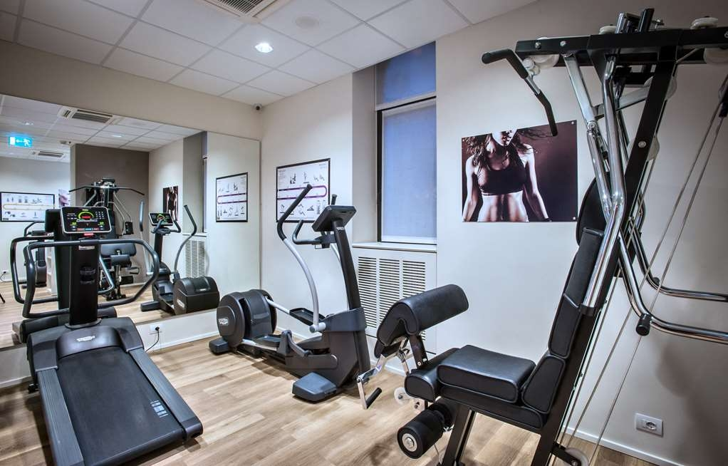 Best Western Plus Hotel Felice Casati - Sala fitness