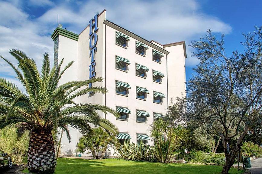 Best Western Park Hotel - Vista exterior