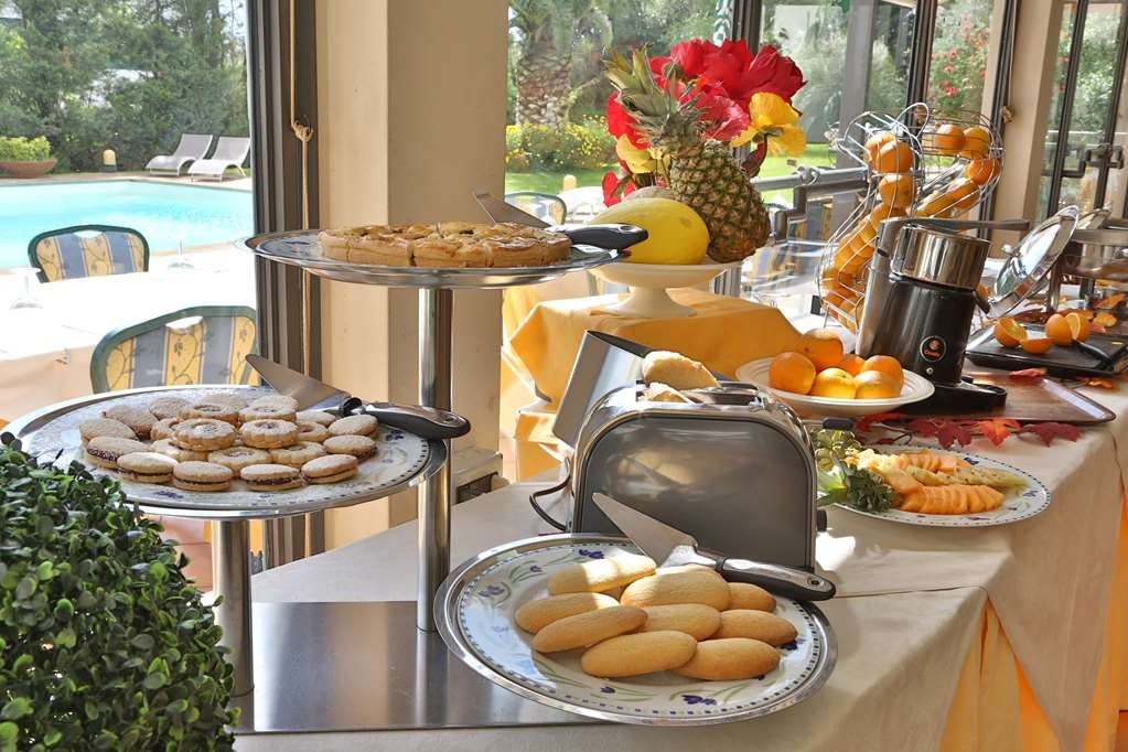 Best Western Park Hotel - Breakfast