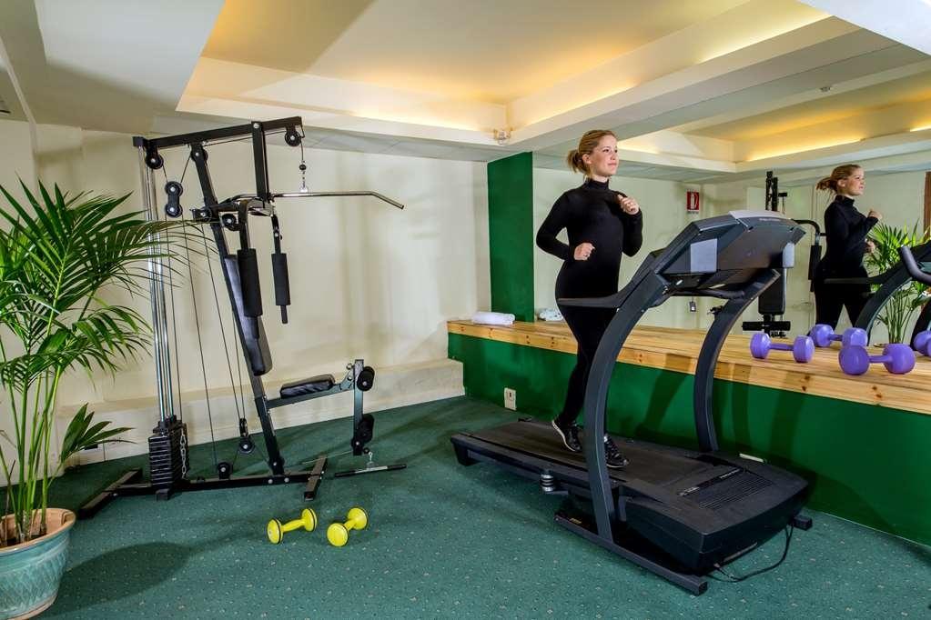 Best Western Park Hotel - fitnessraum