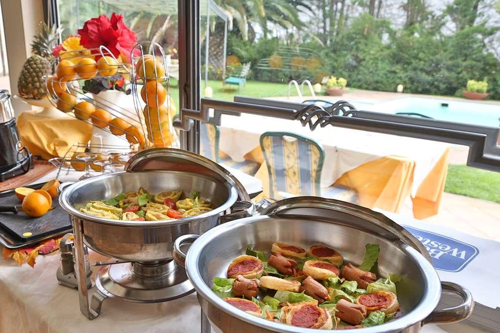 Best Western Park Hotel - Hauptspeisesaal