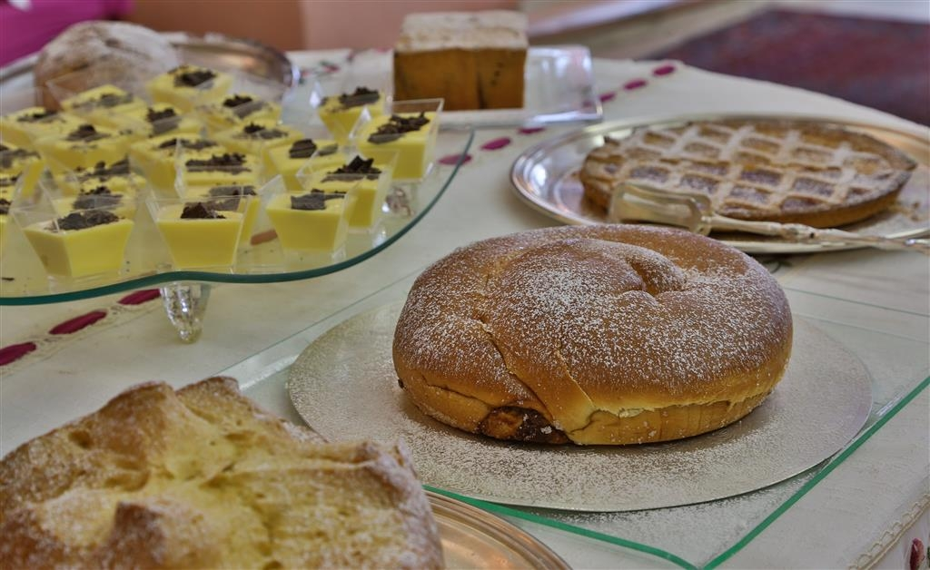 Best Western Hotel San Giusto - Zona de desayunos