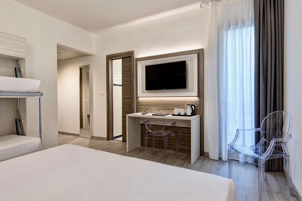 Best Western Hotel San Giusto - Scrvania quadrupla