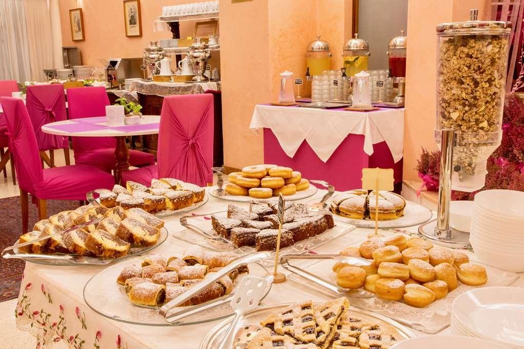 Best Western Hotel San Giusto - Panoramica dolci e sala San Giusto Hotel Trieste