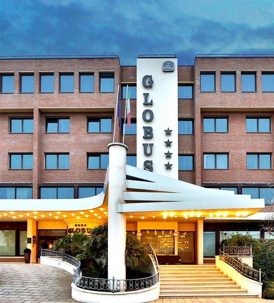 Best Western Hotel Globus City - Vista esterna