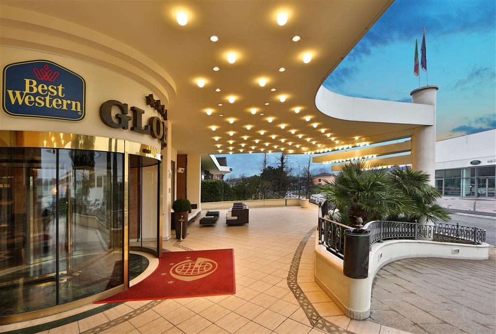 Best Western Hotel Globus City - lato externo