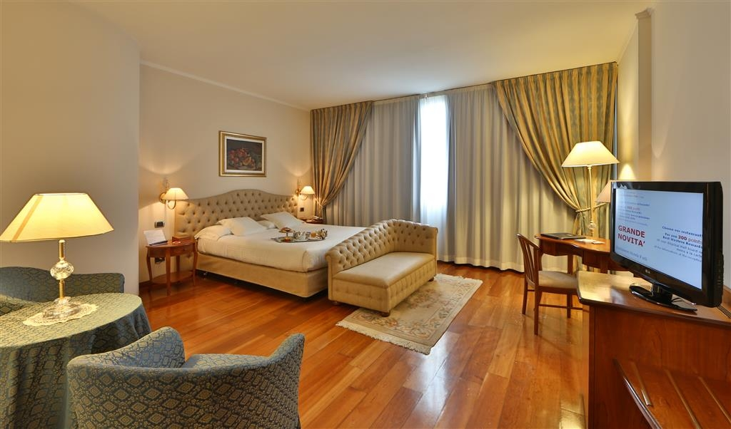 Best Western Hotel Globus City - Chambres / Logements
