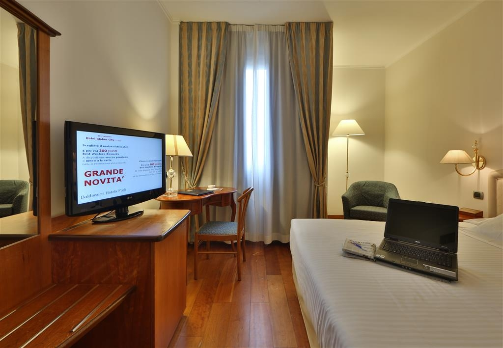 Best Western Hotel Globus City - standard double