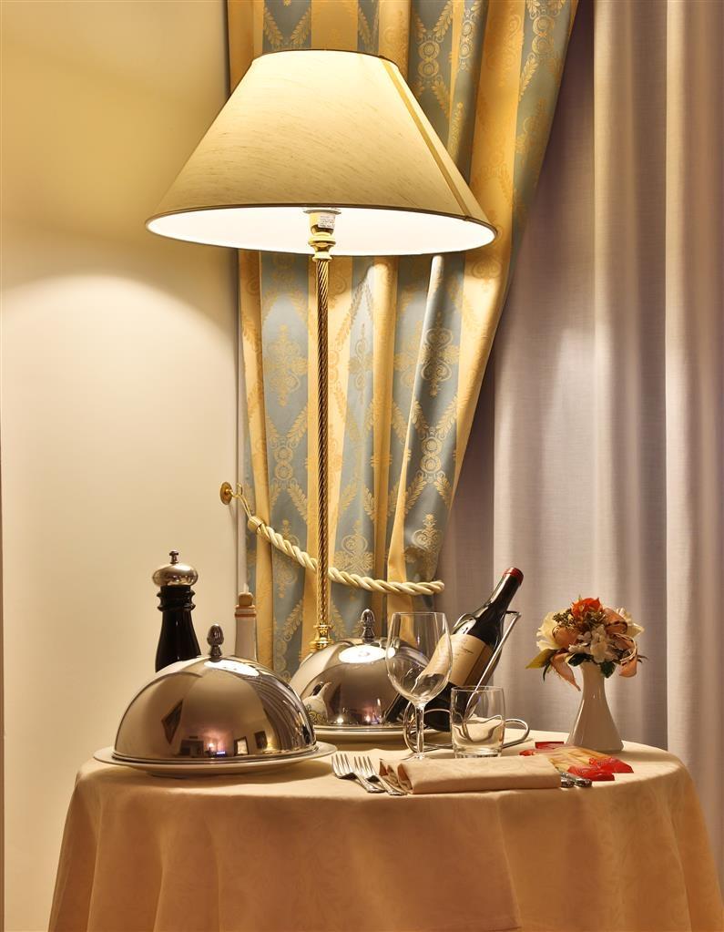 Best Western Hotel Globus City - habitación de huéspedes