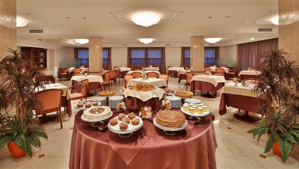 Best Western Hotel Globus City - Desayuno Buffet