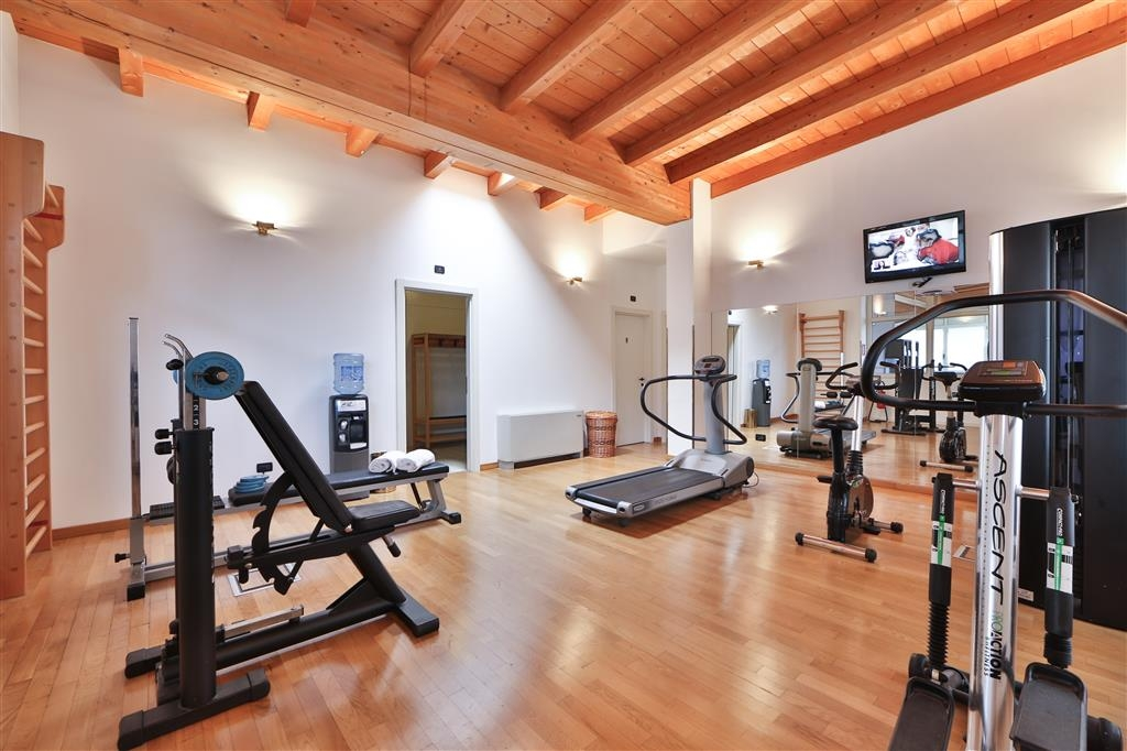 Best Western Classic Hotel - Sala fitness