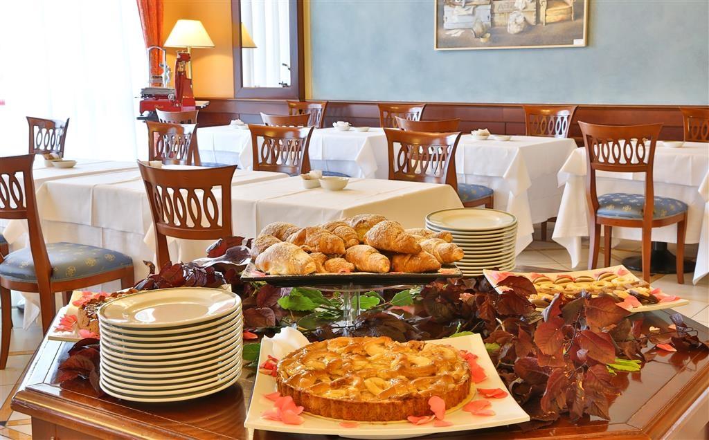 Best Western Classic Hotel - Le petit déjeuner buffet