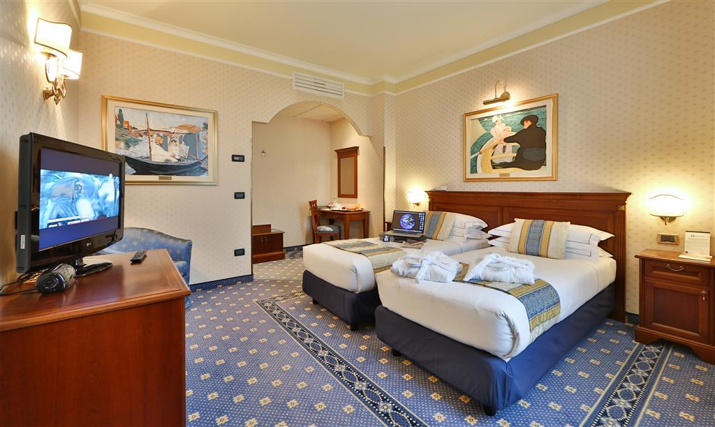 Best Western Classic Hotel - Guest Room