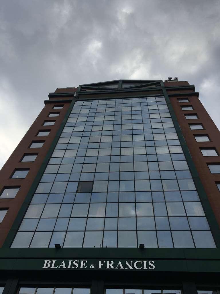 Best Western Hotel Blaise & Francis - Facciata dell'albergo