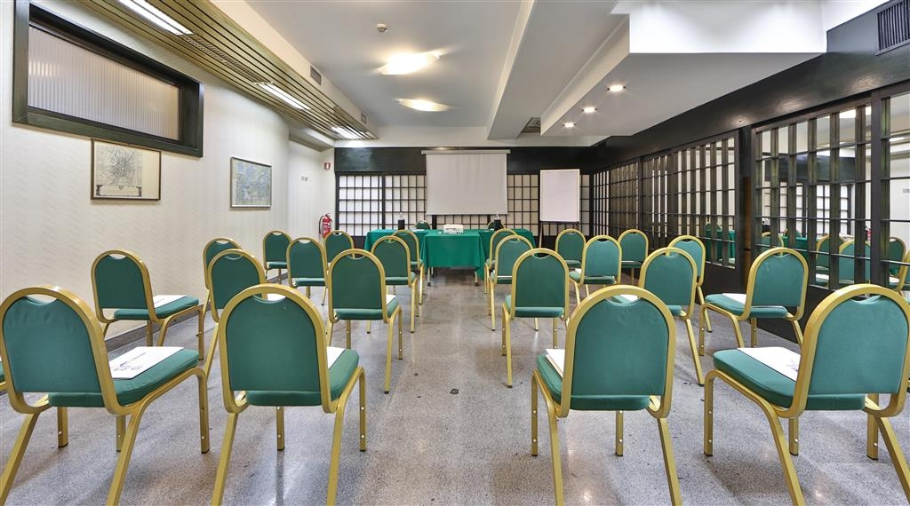 Best Western Hotel Astoria - Meeting Room