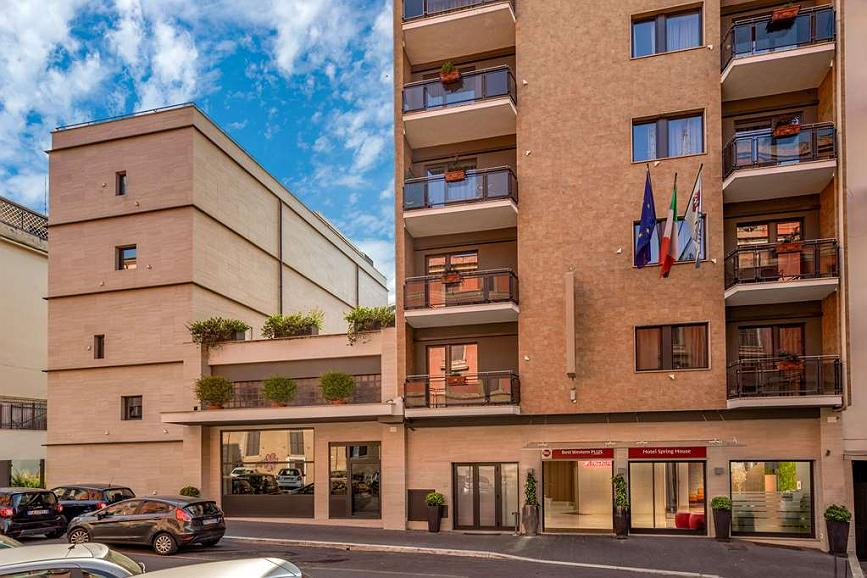 Best Western Plus Hotel Spring House - Area esterna