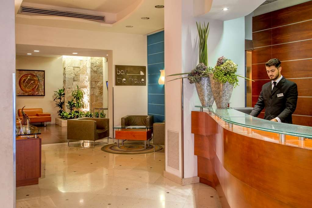 Best Western Plus Hotel Spring House - Hall