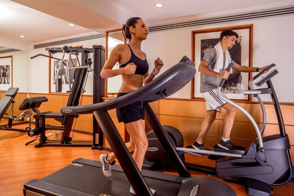 Best Western Plus Hotel Spring House - Fitness Center