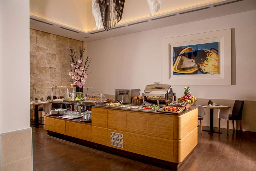 Best Western Plus Hotel Spring House - Area colazione