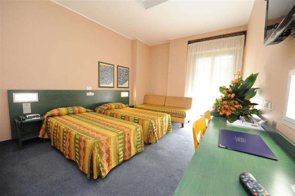 Best Western Hotel Mediterraneo - Double Room