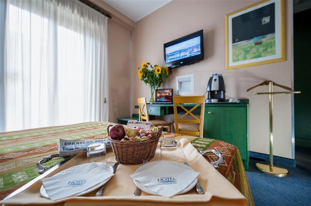Best Western Hotel Mediterraneo - Camere / sistemazione