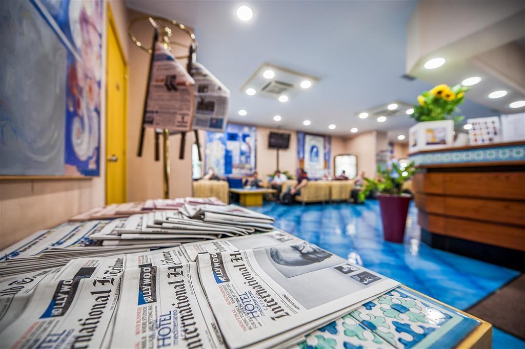 Best Western Hotel Mediterraneo - Lobby