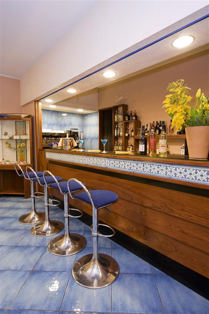 Best Western Hotel Mediterraneo - Bar / Lounge