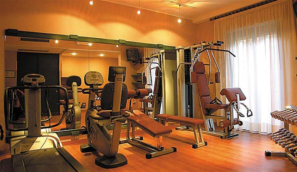 Best Western Hotel Mediterraneo - Club de salud