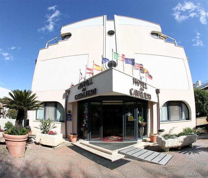 Best Western Hotel Dei Cavalieri - Vista esterna