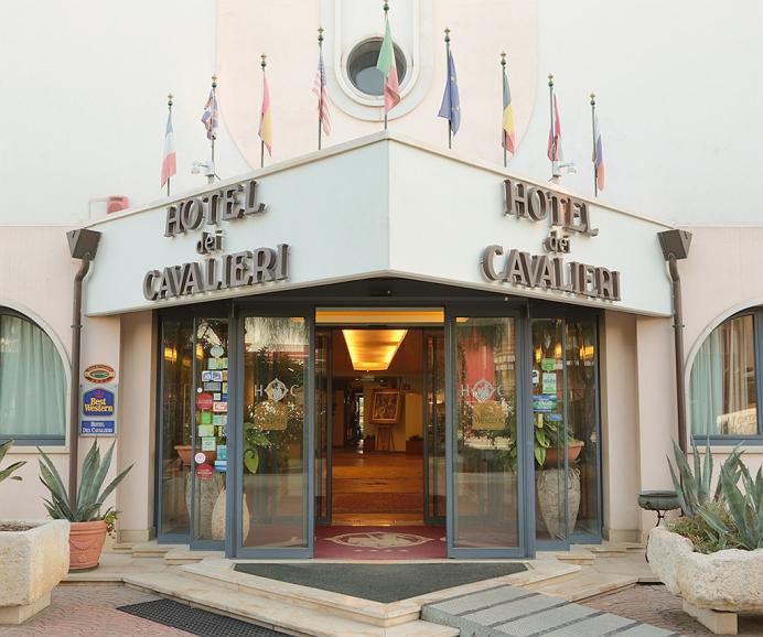 Best Western Hotel Dei Cavalieri - Aussenansicht