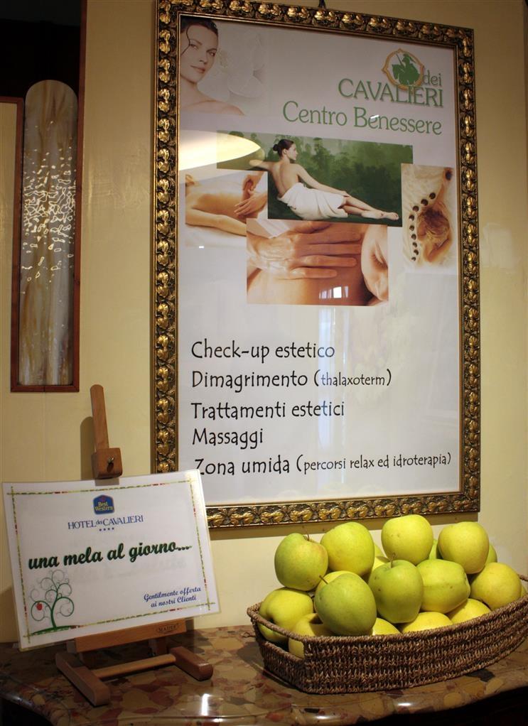 Best Western Hotel Dei Cavalieri - Centro de bienestar