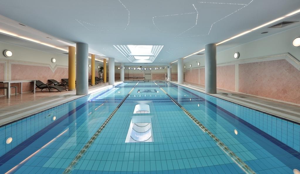 Best Western Hotel Dei Cavalieri - piscina cubierta