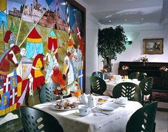 Best Western Hotel Dei Cavalieri - Zona de desayunos