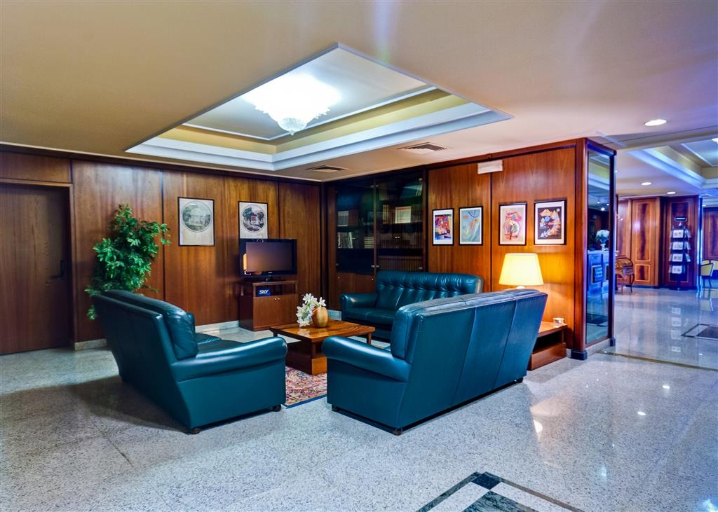 Best Western Hotel Ferrari - Vue du lobby
