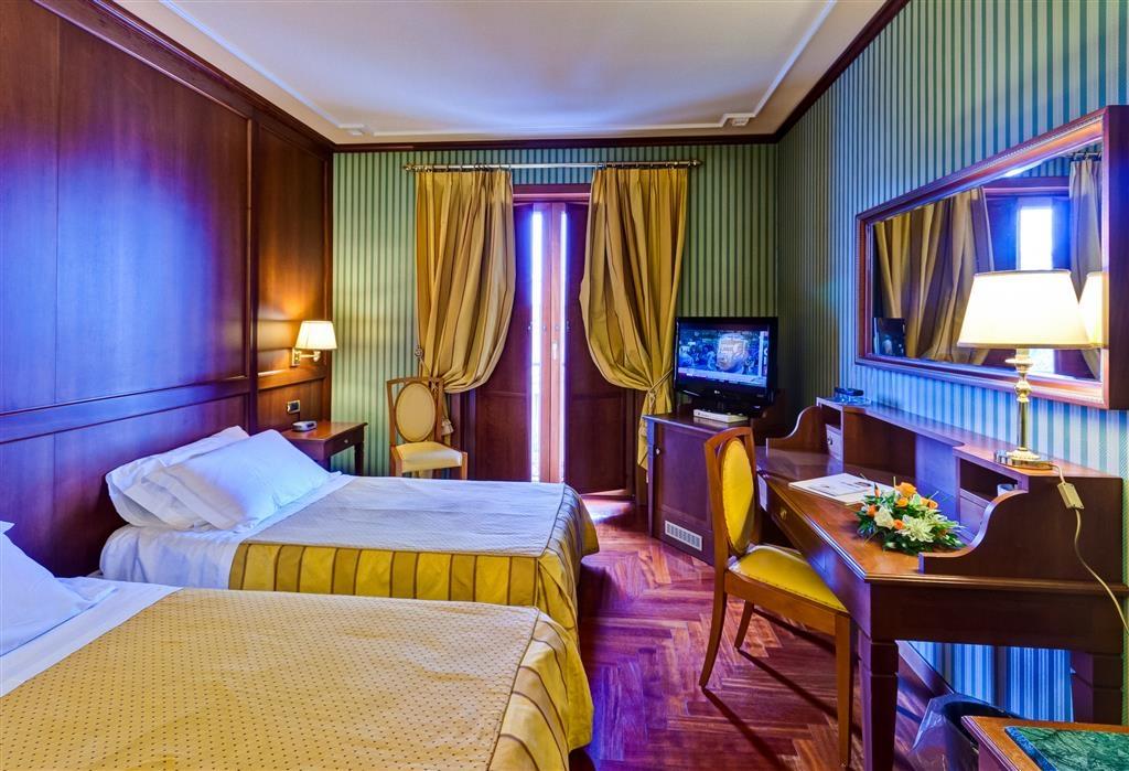Best Western Hotel Ferrari - Chambres / Logements