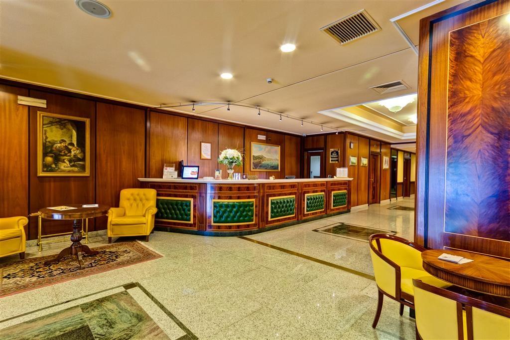 Best Western Hotel Ferrari - Ballroom