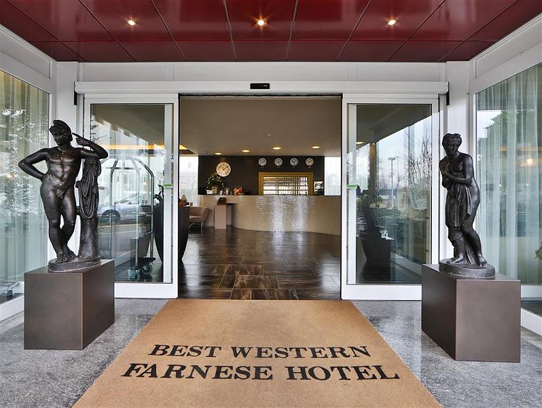 Best Western Plus Hotel Farnese - Best Western Plus Hotel Farnese Entrance