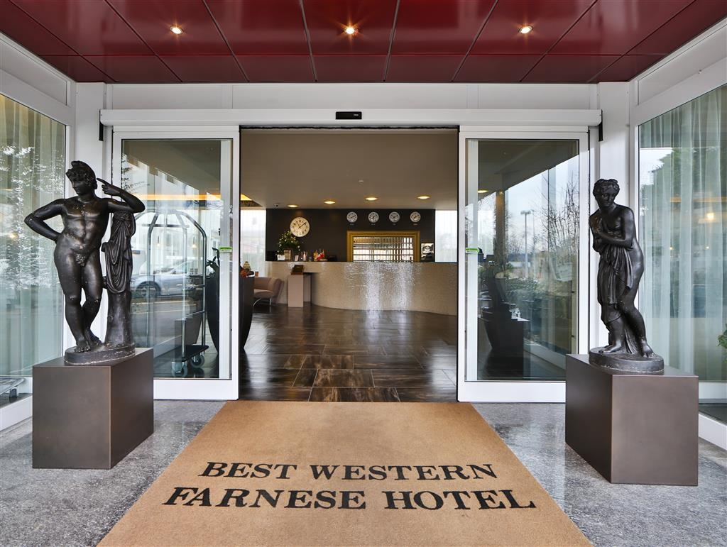 Best Western Plus Hotel Farnese - Vista exterior