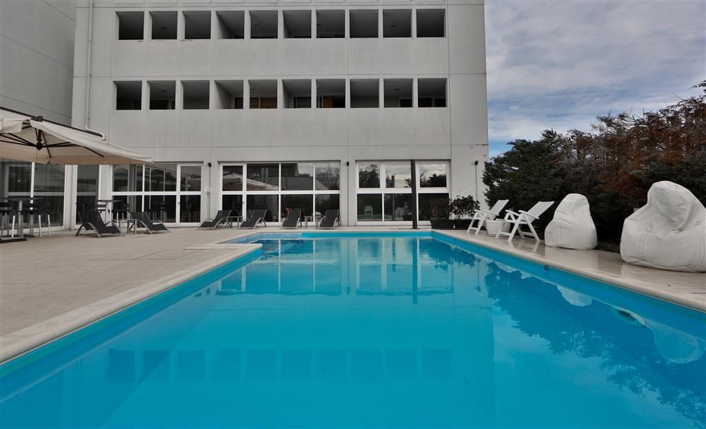 Best Western Plus Hotel Farnese - Piscina