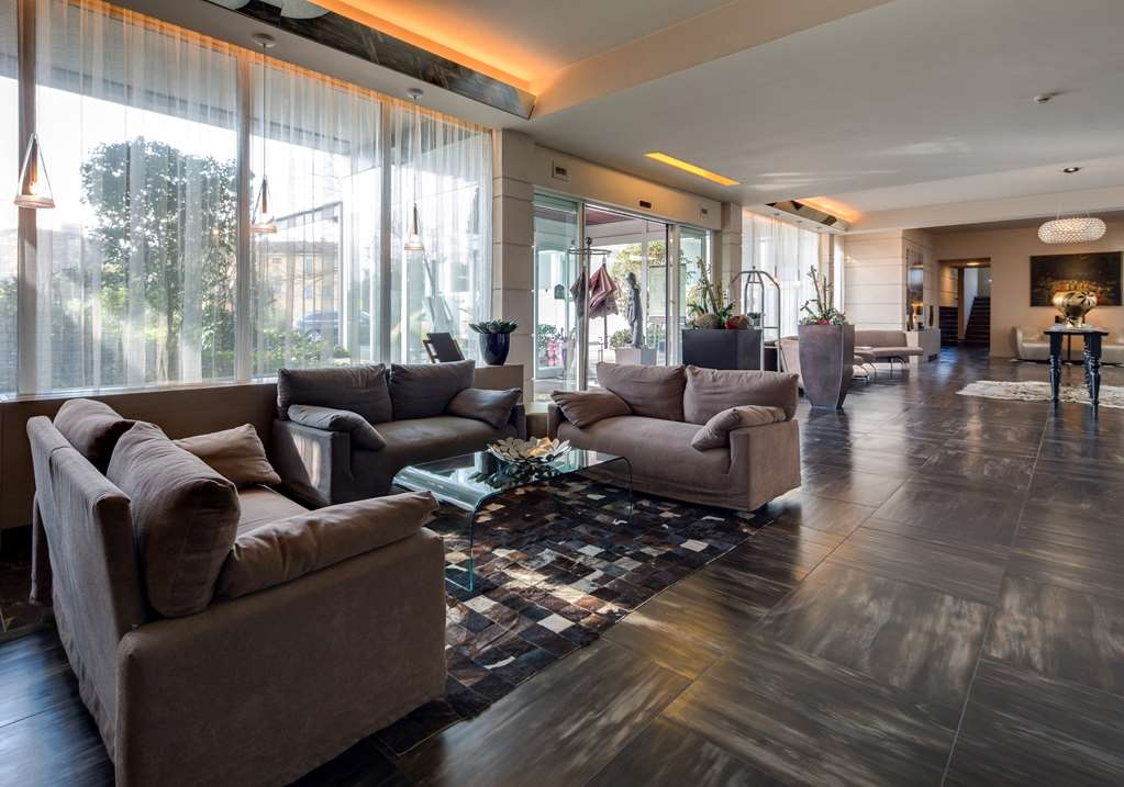 Best Western Plus Hotel Farnese - Lobby