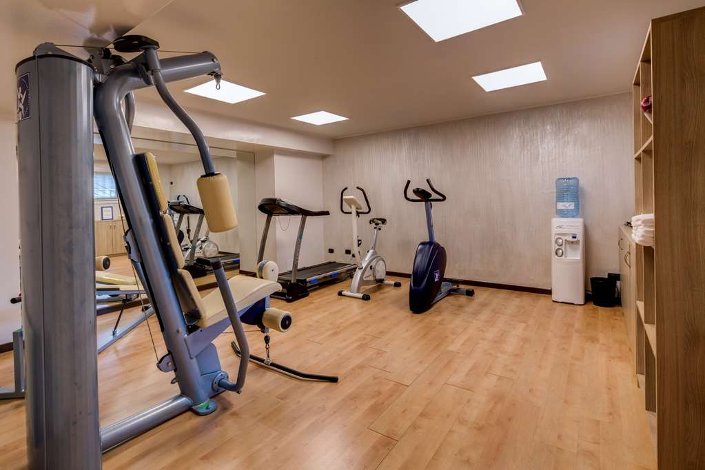 Best Western Plus Hotel Farnese - Gym