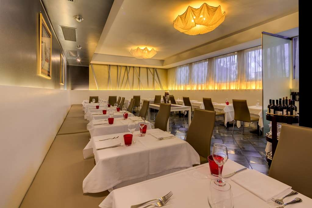 Best Western Plus Hotel Farnese - Restaurante