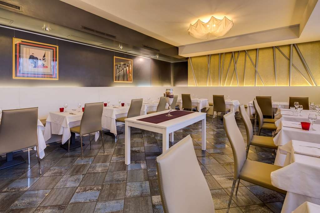 Best Western Plus Hotel Farnese - Restaurant Area
