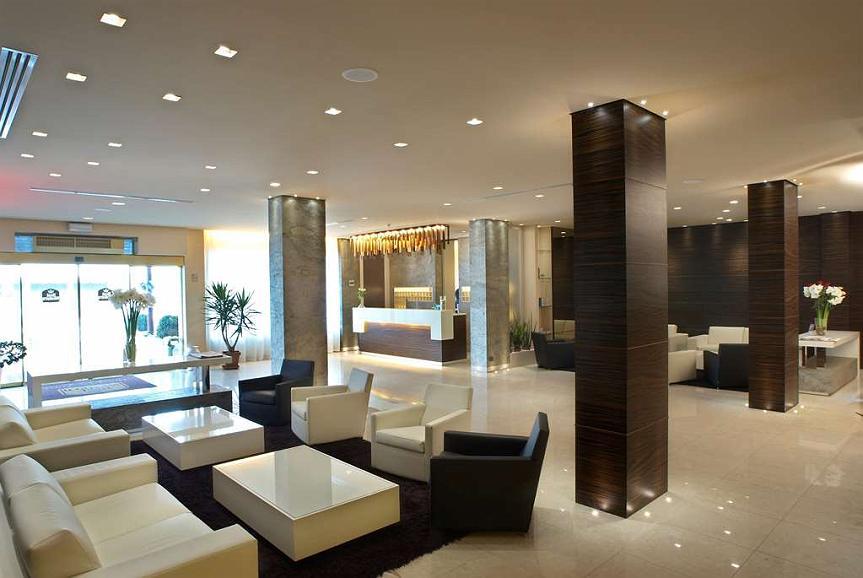 Best Western Hotel Tre Torri - Hall de l'hôtel
