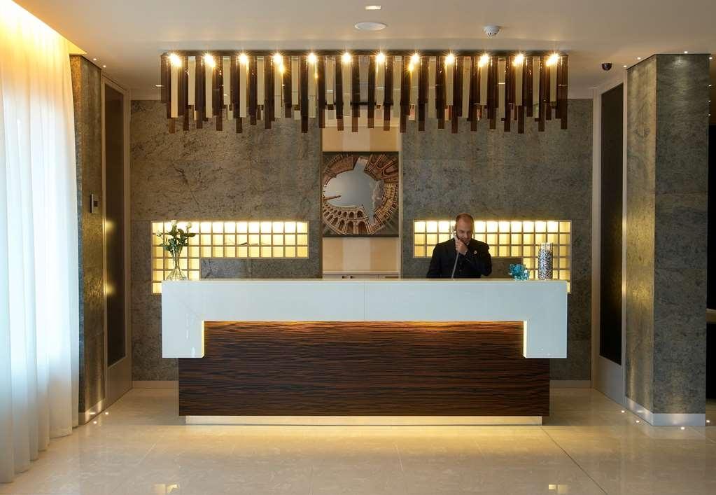 Best Western Hotel Tre Torri - Reception
