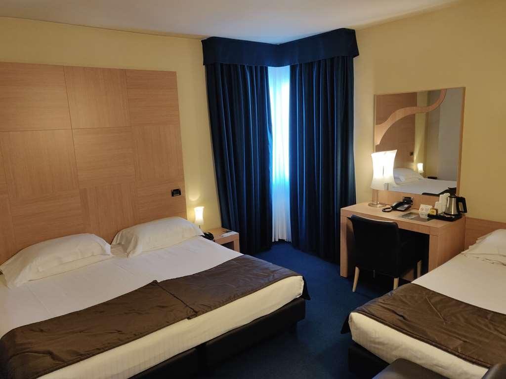 Best Western Hotel Tre Torri - Habitaciones/Alojamientos
