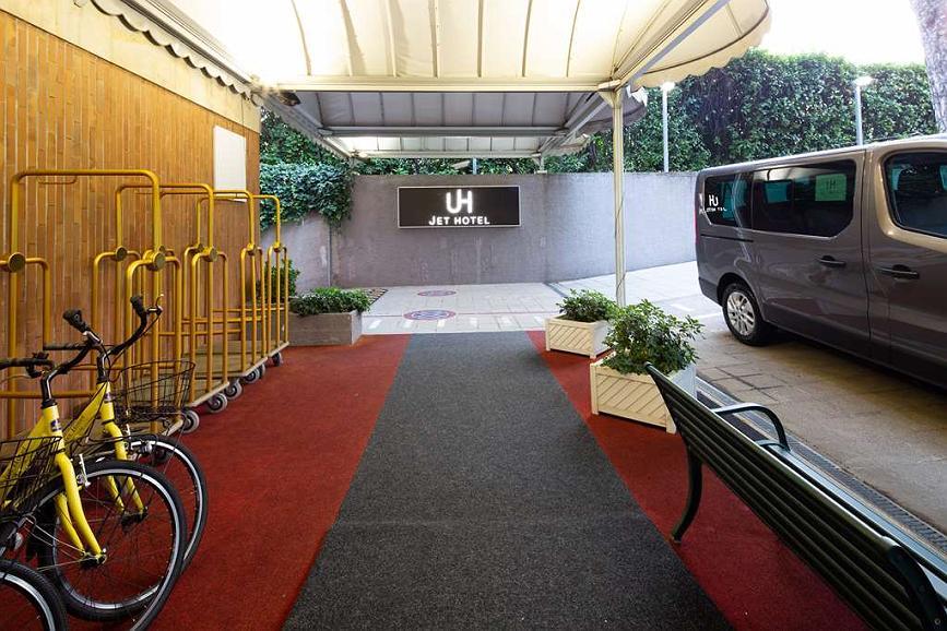 Jet Hotel, Sure Hotel Collection by Best Western - Aussenansicht