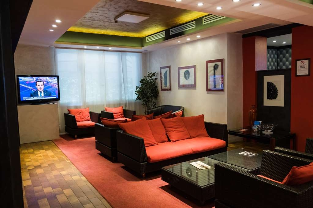 Jet Hotel, Sure Hotel Collection by Best Western - Lobby